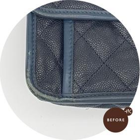 Chanel Flap Bag Edge Restoration