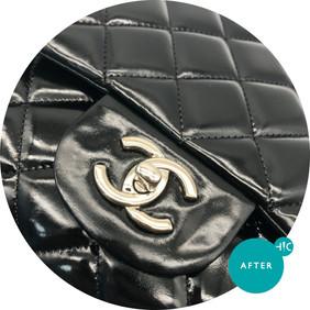 Chanel Classic Flap Bag Leather Restoration / Top Coat