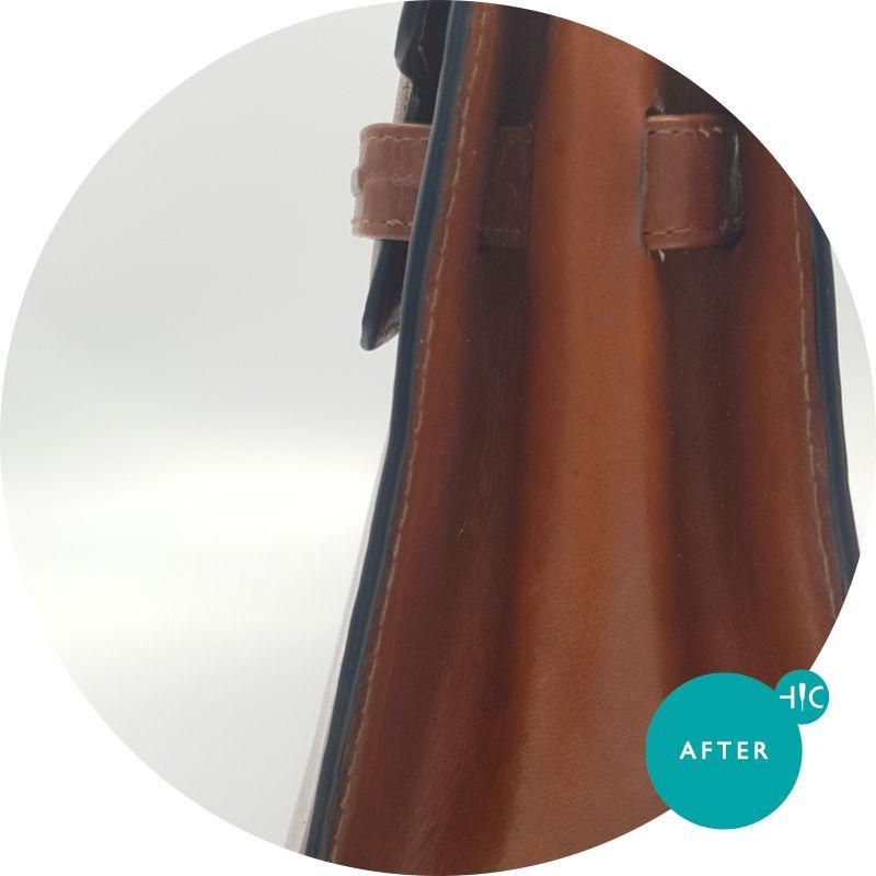 Braun Buffel Bag Edge Repair