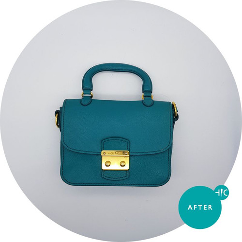 Miu Miu Pushlock Bag Hardware Repair