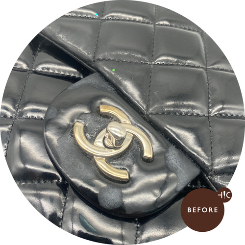 Chanel Classic Flap Bag Leather Restoration / Top Coat