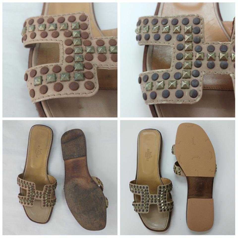 Shoes - Add soles + Metal polish
