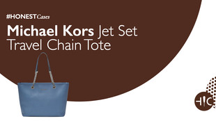 Case Study - Michael Kors Jet Set Travel Tote