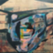 Acrilyc on canvas