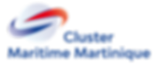 Cluster Maritime Martinique logo trans.p