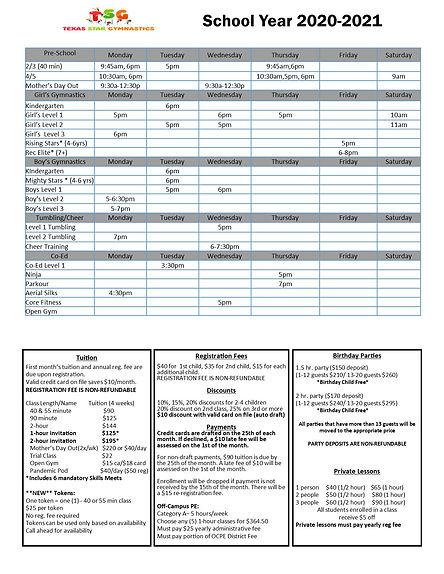 Class Schedule 2020-2021 Front.jpg