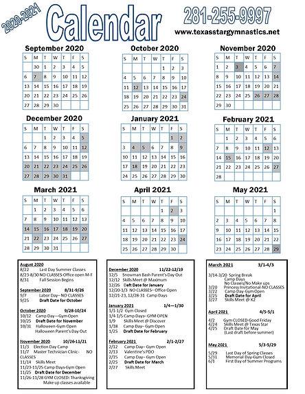 Class Schedule 2020-2021 Back.jpg