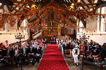 Web Site - Wedding Guests in Hall.jpg
