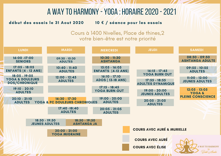 A Way To Harmony _ Horaire-5.png
