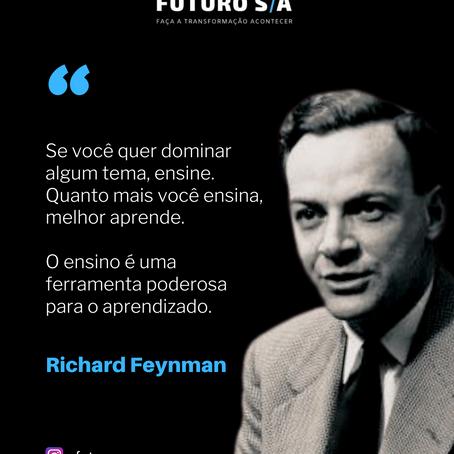 Como a técnica 'Feynman' pode turbinar seu desenvolvimento