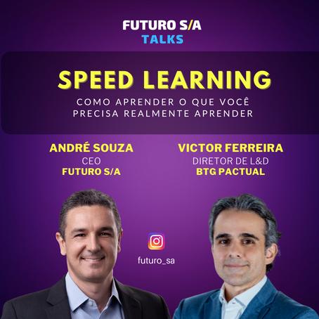 FUTURO S/A Talks: Ep.7 com Victor Ferreira, Diretor de L&D do BTG Pactual