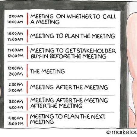 Quanto do seu tempo você dedica para pensar estrategicamente?