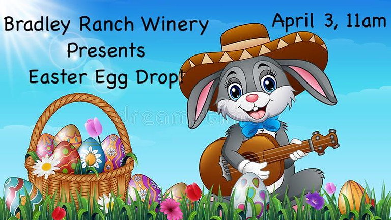Easter Egg Drop!  Tickets are on Eventbrite!