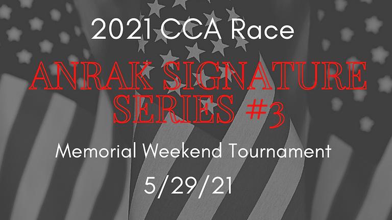 Cornhole Tournament Signature Series by CCA at BRW