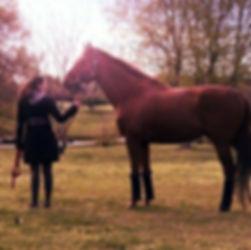 Jamie Stevensn Heart Horse Stables