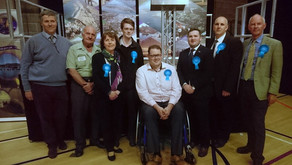 Caithness has five new councillors after shock election results