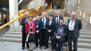 Conservative Councillors visit Holyrood to make case for Highland