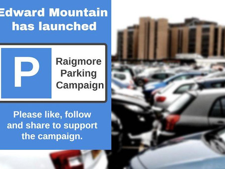 Success for the Raigmore Hospital parking campaign
