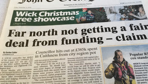 Far North not getting fair deal from City and Region Funding