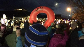 Cllr joins hundreds in Candlelight protest over health care in Caithness