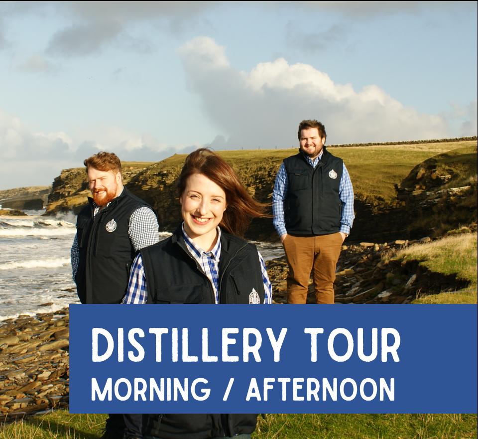 North Point Distillery Tour