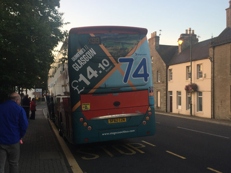 New Stagecoach timetable brings support and caution