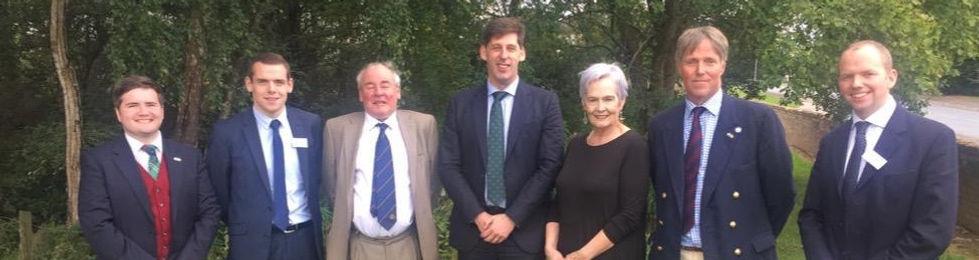 Struan Mackie & Scottish Conservative Candidates MSPs Caithness, Sutherland & Ross