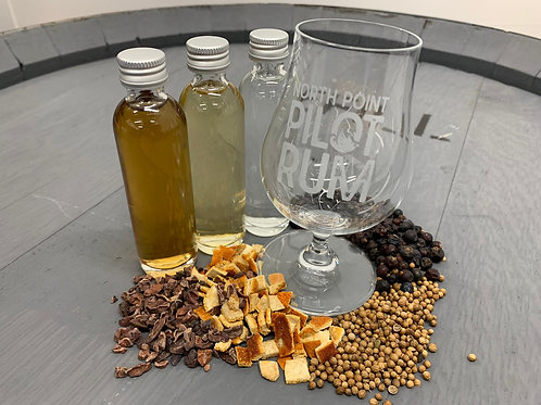 North Point Distillery Taster Pack