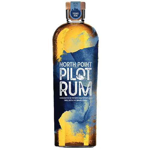 North Point Pilot Rum - Young Rum