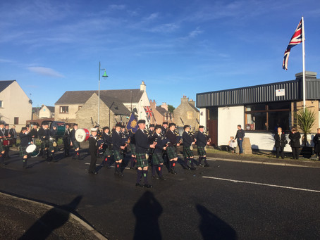 Caithness Remembers