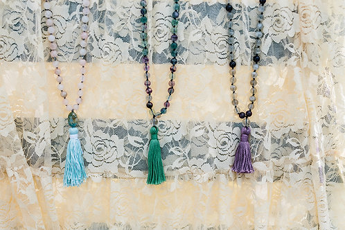 Custom Mountain Mala