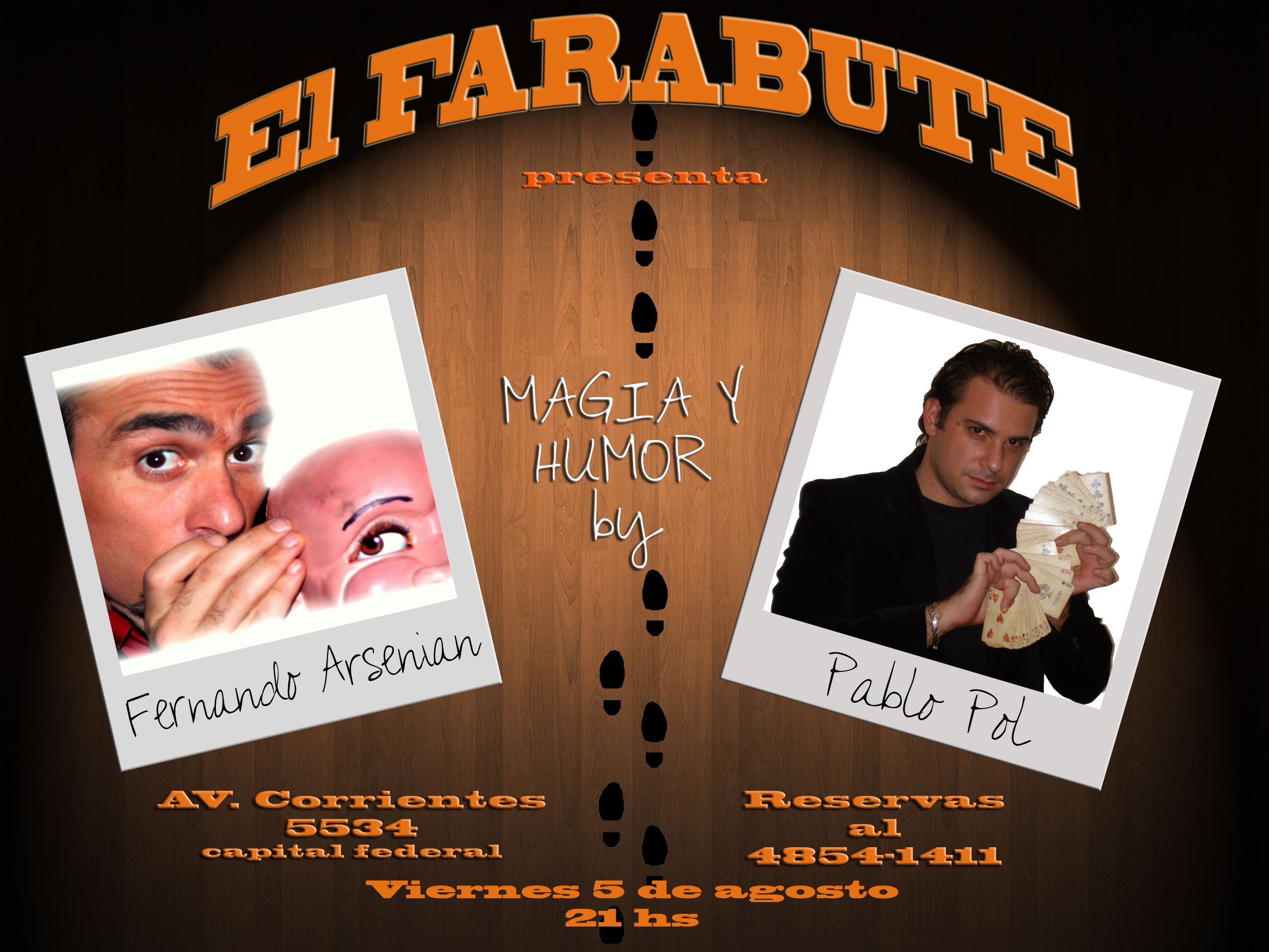 El farabute flyer grande