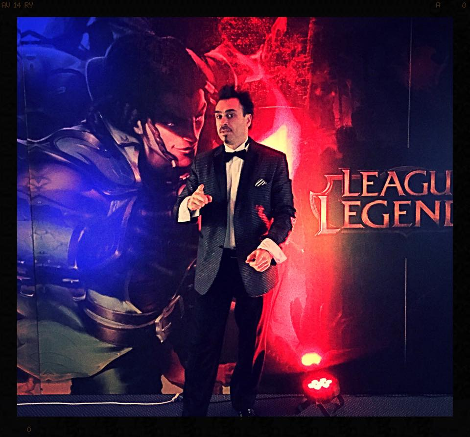 Evento League of Legend