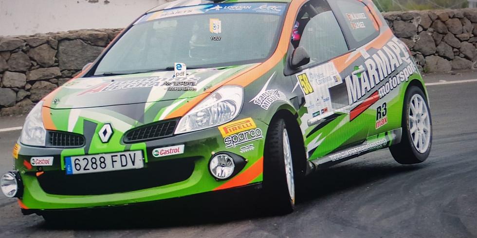 16 RallySprint La Candelaria.