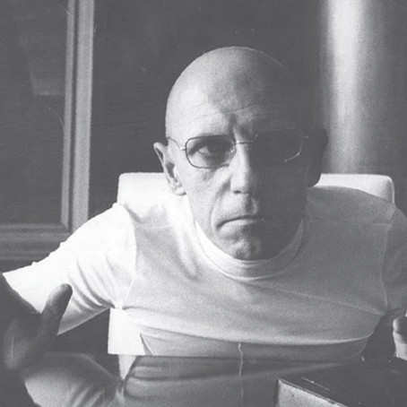 Michel Foucault 'Of Other Spaces'