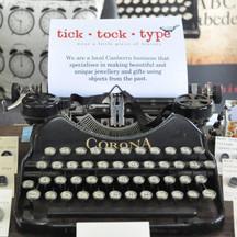 TICK TOCK TYPE