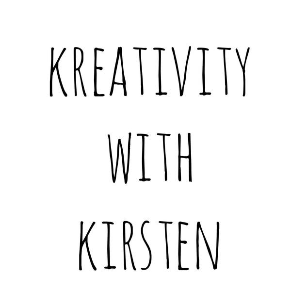 Kreativty with Kirsten