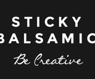 STICKY BALSAMIC