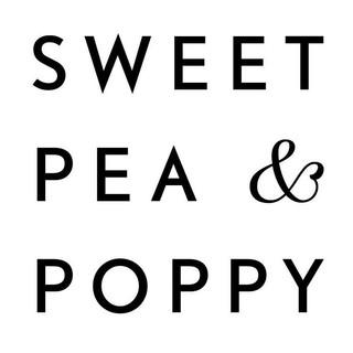 SWEET PEA AND POPPY