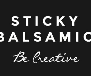 STICKY BALSAMIC LOGO