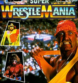 The Grappling Gamer: Super WrestleMania