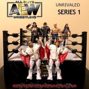 AEW Unrivaled Series 1