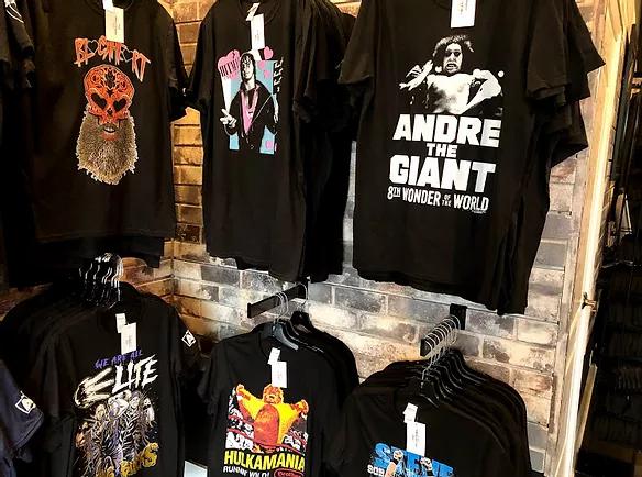 Pro Wrestling Tees Store