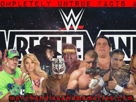 BEST OF BULLDOG: 25 Completely Untrue Facts About WrestleMania