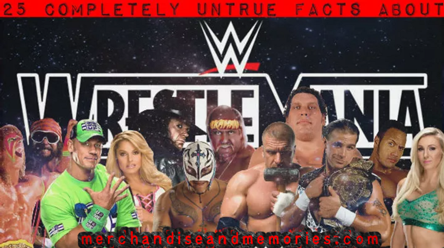 25 Completely Untrue Facts About Wrestle