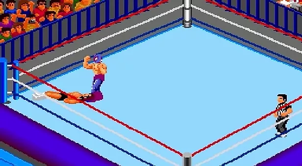 Fire Pro Wrestling_ Combination Tag
