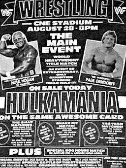 Rickard: Wrestling's Long, Hot Summer
