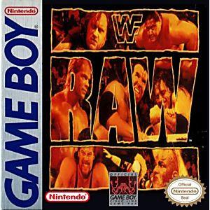 WWF Raw (Game Boy)