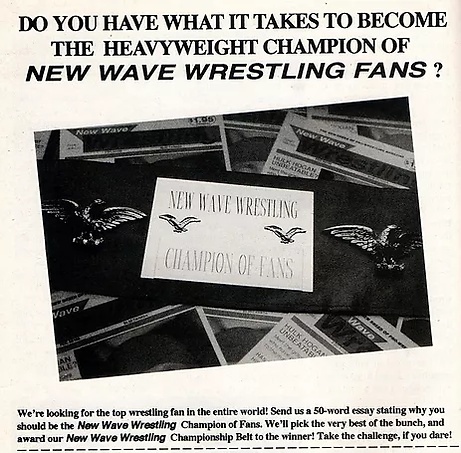 New Wave Wrestling