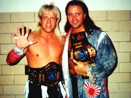 Tag Team Spotlight: The Rock 'n' Roll Express